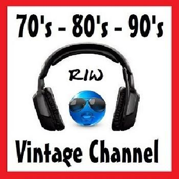 ecouter RIW VINTAGE CHANNEL - 70's 80's 80's