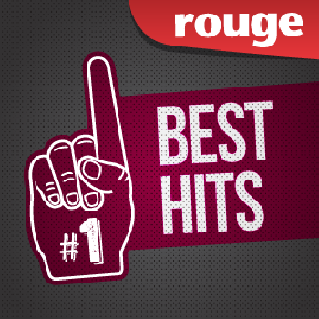 ecouter Rouge Best Hits