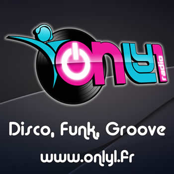 webradio Only1 radio - Funk and Disco Music
