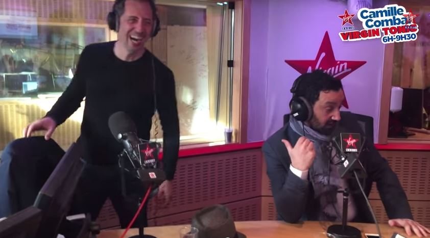 Cyril Hanouna offre un an de loyer sur Virgin Tonic !